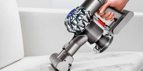 Dyson V6 Animal Cordless Stick Vacuum Only $199.99 Shipped (Regularly $280)