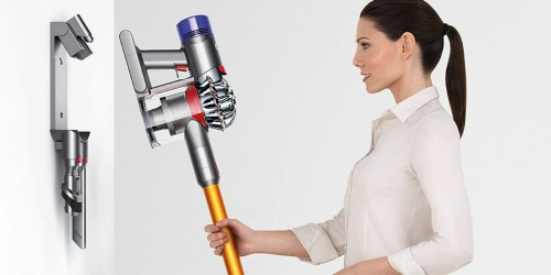 Dyson V8 Absolute Cordless Stick Vacuum Cleaner Only $297 Shipped (Regularly $500)