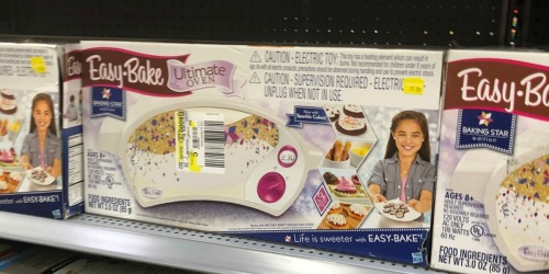 Easy Bake Ultimate Oven Only $29.88 (Regularly $59) at Walmart.com