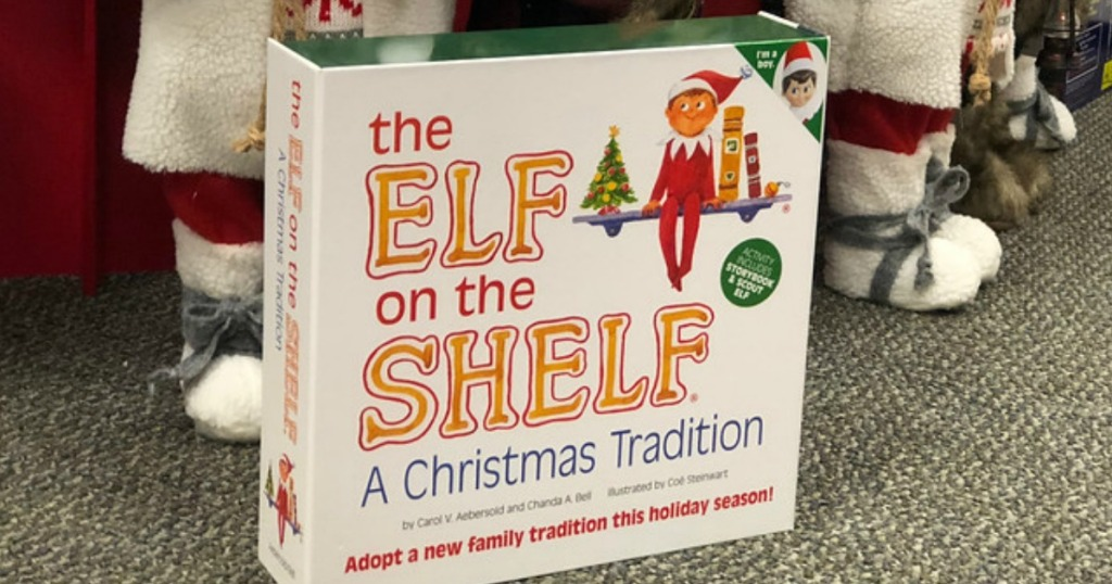 FREE $10 Target Gift Card w/ $40 Elf on the Shelf Purchase | Hip2Save