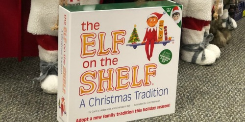 FREE $10 Target Gift Card w/ $40 Elf on the Shelf Purchase