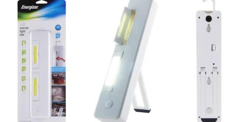 Lowe's: Energizer LED Swivel Light Bar Only $3.05 (Regularly $18)