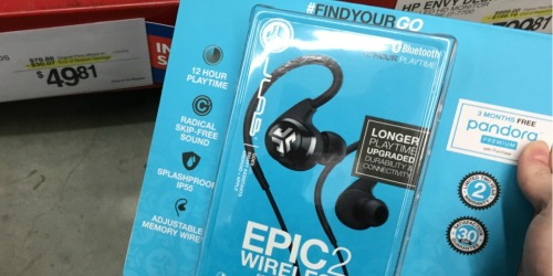 JLAB Bluetooth Headphones Possibly Only $49.71 (Regularly $80) at Sam's Club + More