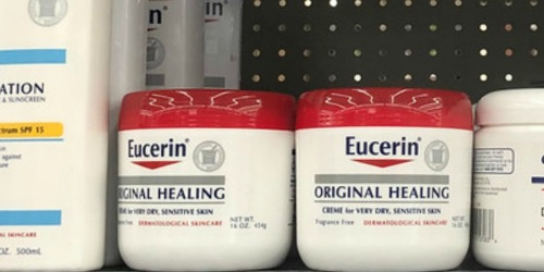 Eucerin Original Healing Rich Creme 2-Pack ONLY $9.03 Shipped at Amazon