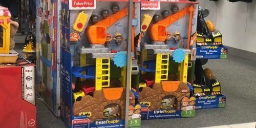 Up to 60% Off Fisher Price Toys at Kohl's