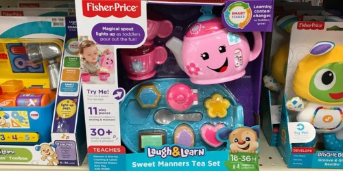 Up to 50% Off Toys at JCPenney (Fisher-Price, Step2, Disney & More)
