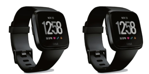 Fred Meyer: Fitbit Versa Just $94.99 After Gift Card