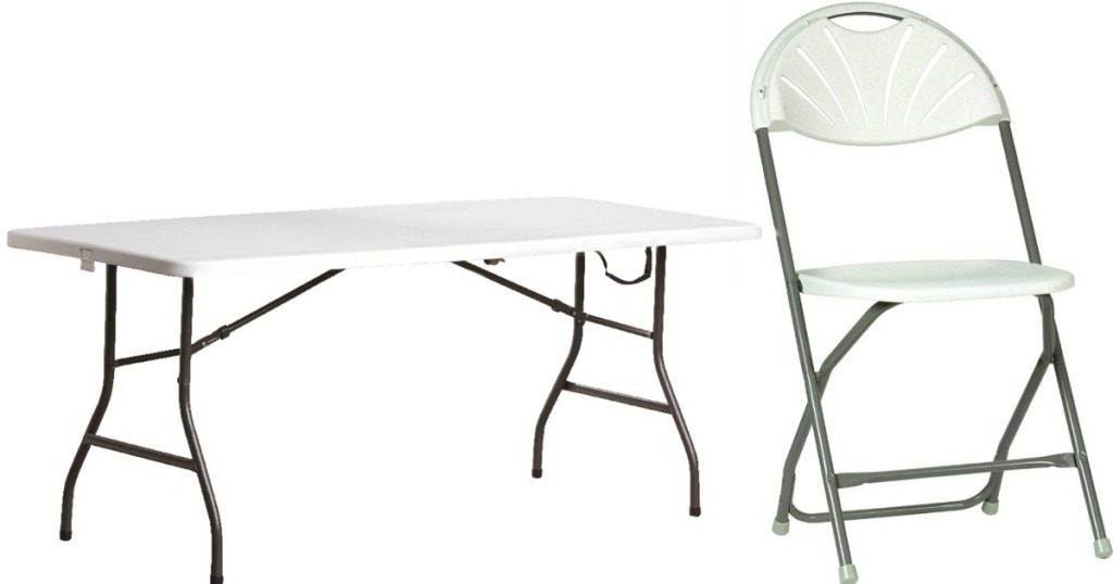 Even Better Ace Hardware Also Has This Living Accents Folding Chair On That Pairs Nicely With The Table