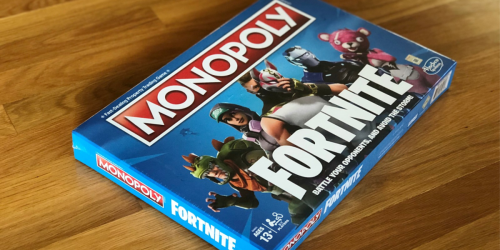 Target: Monopoly Fortnite Edition Board Game Just $12.71 Shipped (Regularly $20)
