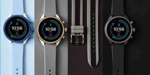 Fossil Sport SmartWatches Only $178 Shipped (Regularly $255) – Compatible w/ iPhones & Android