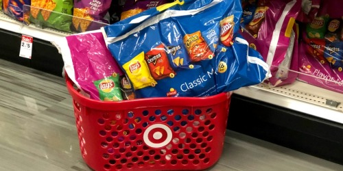 Frito Lay 18-Count Variety Pack Possibly Only $2.39 at Target (Regularly $7)