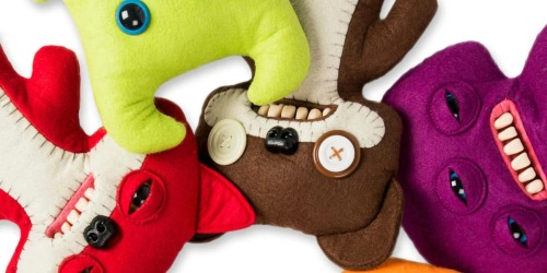 Fuggler Plush Monsters Just $7.49 Shipped at Target.com & More