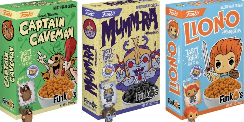 Funko Retro Cereal & Collectible Figure $12 Shipped