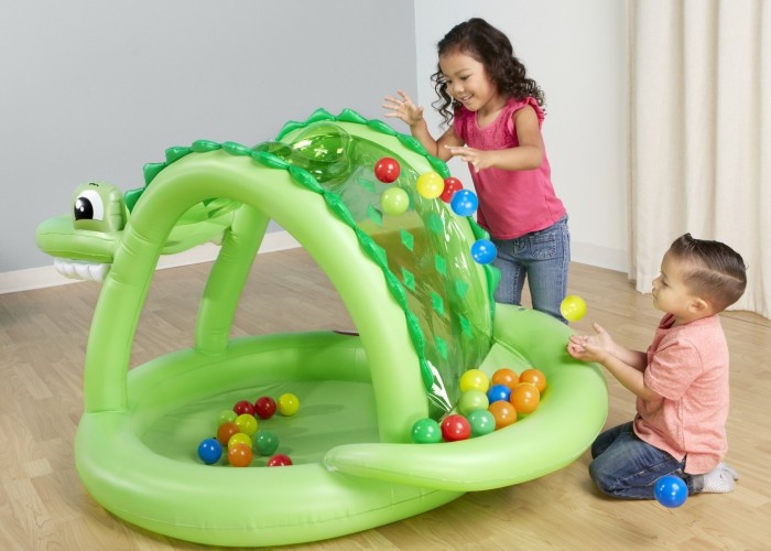 little tikes ball pit