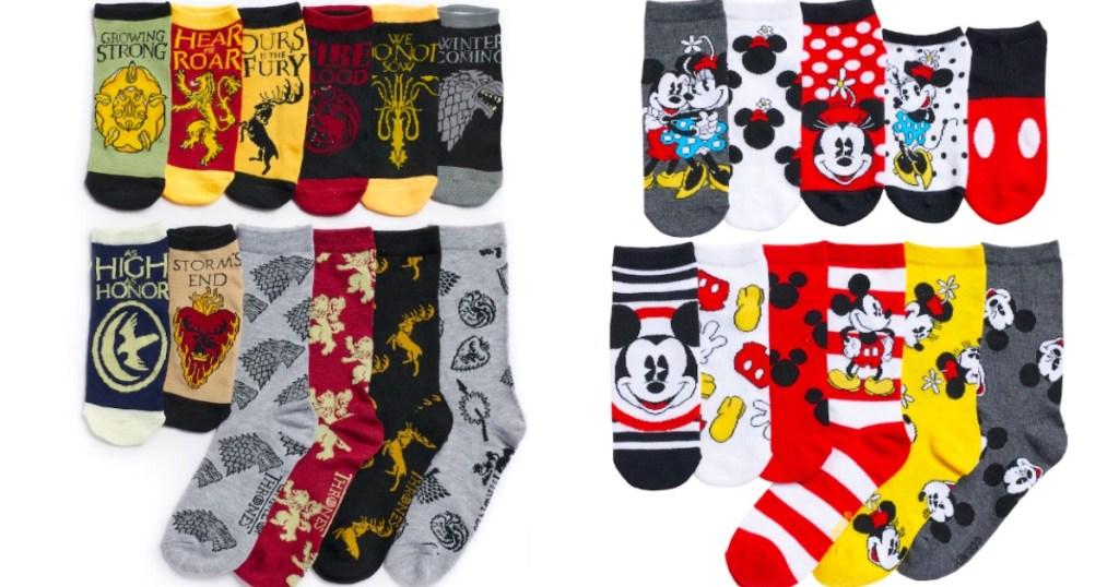 12 Days Of Christmas Socks.12 Days Of Socks Advent Calendar As Low As 14 56 At Kohl S