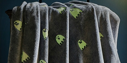 Dazzling Glow-in-the-Dark Throws Just $14.97 (Regularly $30) on Zulily