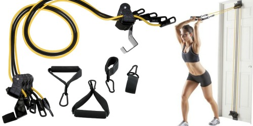 Walmart.com: Gold's Gym Total-Body Training Home Gym Only $13 (Regularly $35)