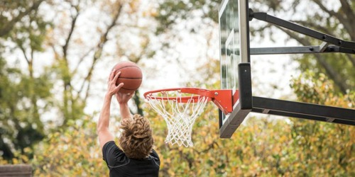 """Dick's Sporting Goods: Goaliath 54"""" In-Ground Basketball Hoop as Low as $369.98 (Regularly $1,000)"""