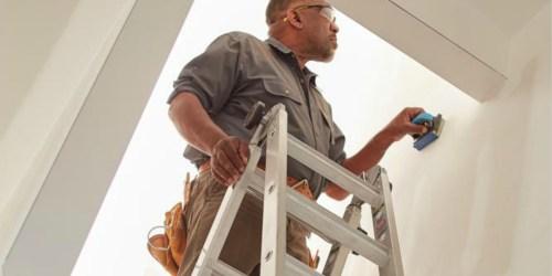 Gorilla Ladders 22-ft. Aluminum Multi-Position Ladder Only $99.88 at Home Depot