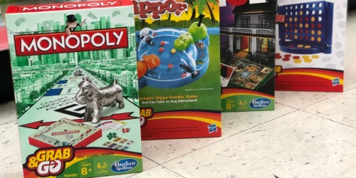 Grab & Go Games as Low as $2.87 Each After Points at Walgreens (Beats Black Friday)