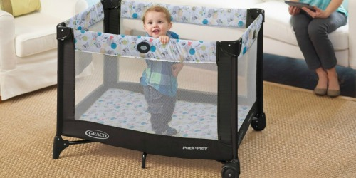 Graco Pack 'n Play Portable Playard Only $24.99 Shipped at Target.com (Awesome Reviews)