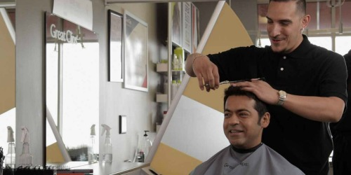 FREE Haircuts for Veterans at Great Clips & Sports Clips (November 11th Only)