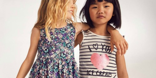 30% Off + Free Shipping at H&M = Girls Dresses as Low as $2.09 Shipped & More