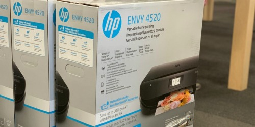 HP Envy Wireless All-In-One Instant Ink Ready Printer Only $29.99 Shipped (Regularly $100)