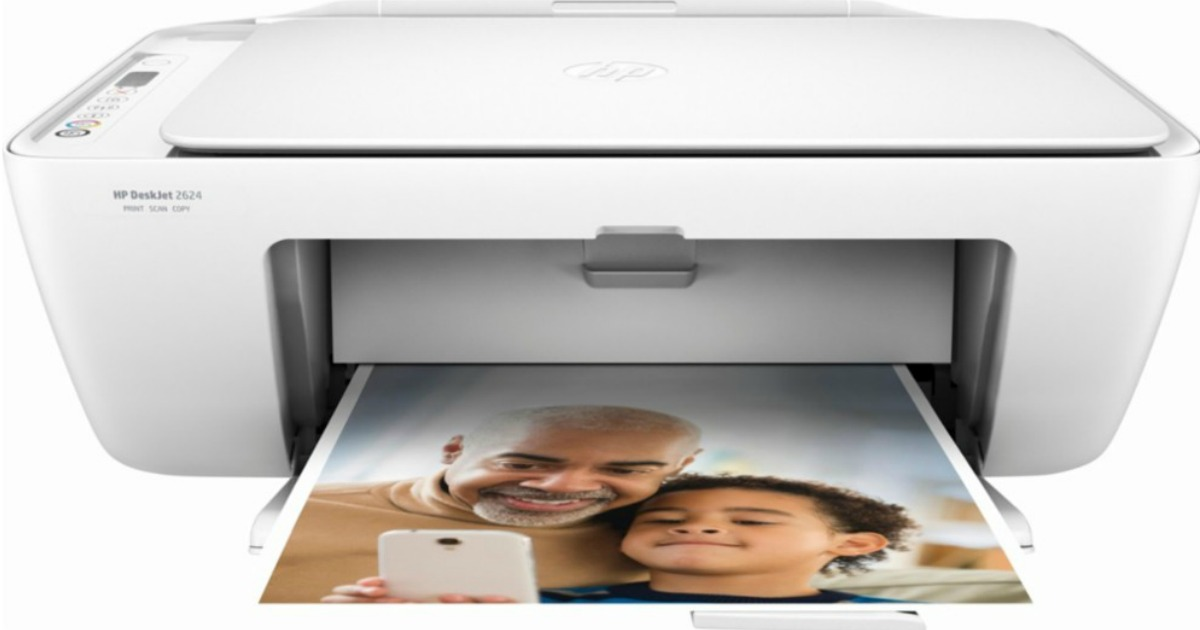 HP DeskJet Wireless All-In-One Instant Ink Ready Printer Only $19.99 Shipped (Regularly $50)