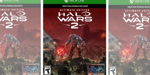HALO Wars 2 Ultimate Edition Xbox One Game Only $13.66 on Walmart.com (Regularly $43) + More