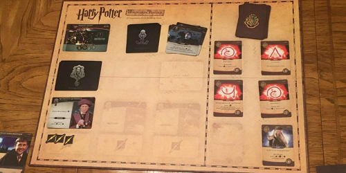 Harry Potter Hogwarts Battle Card Game Only $29.46 Shipped (Regularly $50) + More