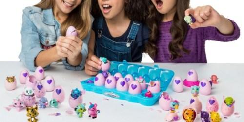 Hatchimals CollEGGtibles Season 2 Egg Carton 12-Pack Just $9.99 Shipped (Regularly $17)