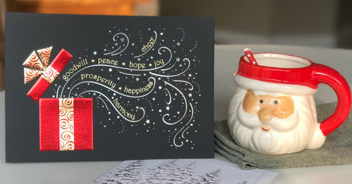 Huge savings on high quality gallery collection holiday cards hip2save m4hsunfo