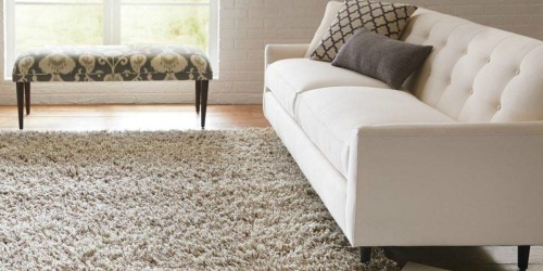 Up to 60% Off Area Rugs at Home Depot