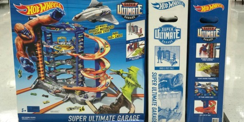 50% Off Toys at Best Buy + Free Shipping (Hot Wheels, Baby Alive & More)