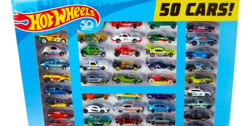 Hot Wheels Ultimate 50 Car Collection Just $25 (Only 50¢ Each) – Walmart Black Friday Pricing
