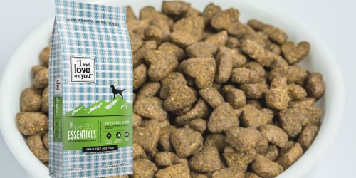 Amazon: 50% Off I and love and you Dry Dog Food + Free Shipping