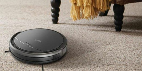Amazon: ILIFE Robotic Vacuum Only $139.99 Shipped
