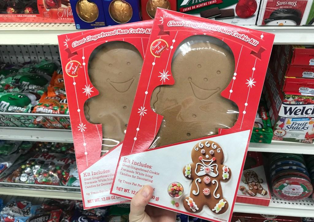 Rite Aid Gingerbread Kit