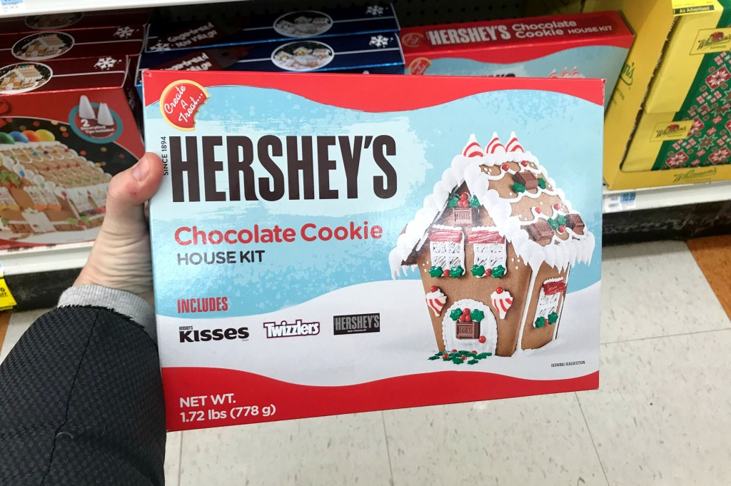 Rite Aid Hershey's Gingerbread Kit