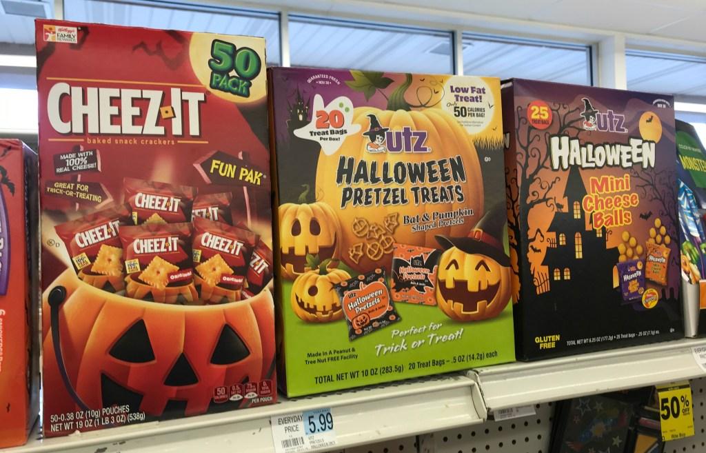Rite Aid Halloween Clearance