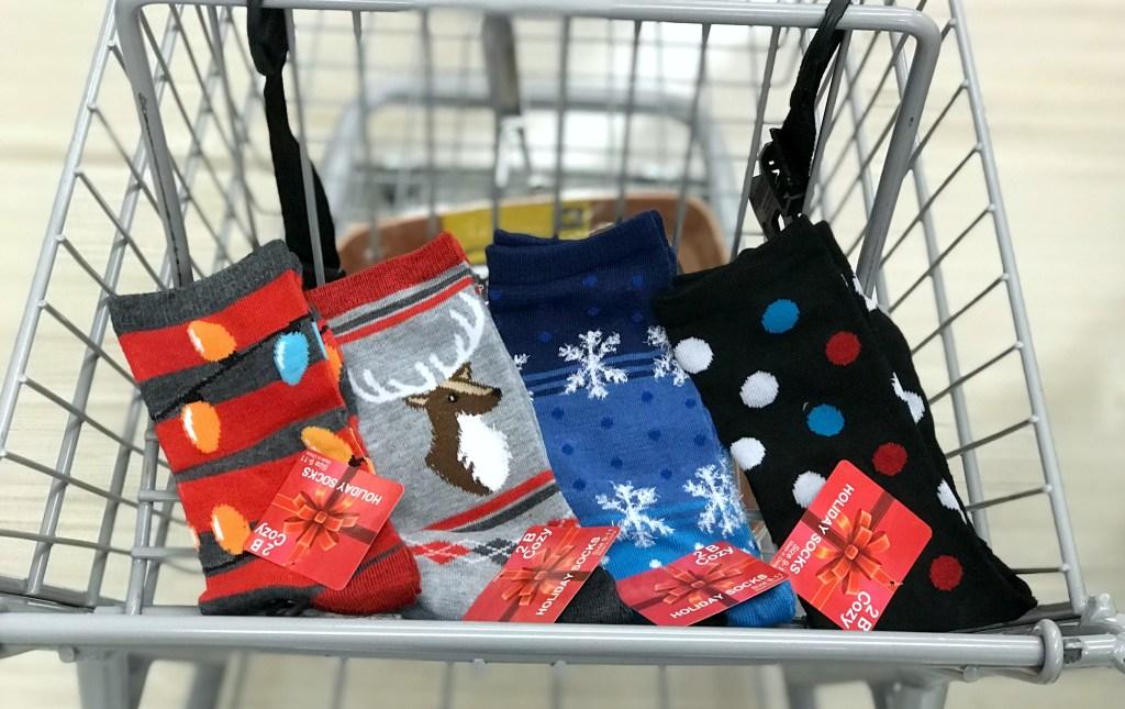 Rite Aid Christmas Socks