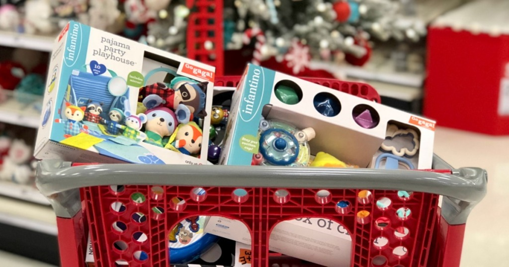 76ebaaace 25% Off Infant Gift Sets & Cloud Island Baby Items at Target (In-Store &  Online)