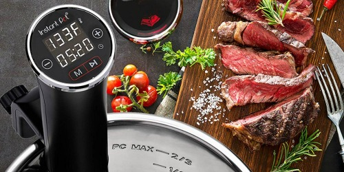 Amazon: Instant Pot Sous Vide Precision Cooker Only $59.99 Shipped (Regularly $80)