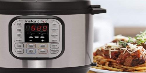 Amazon: Instant Pot 8-Quart 7-in-1 Just $79