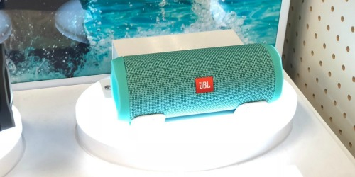 JBL Flip 4 Portable Bluetooth Speaker Just $59.99 Shipped (Regularly $100)