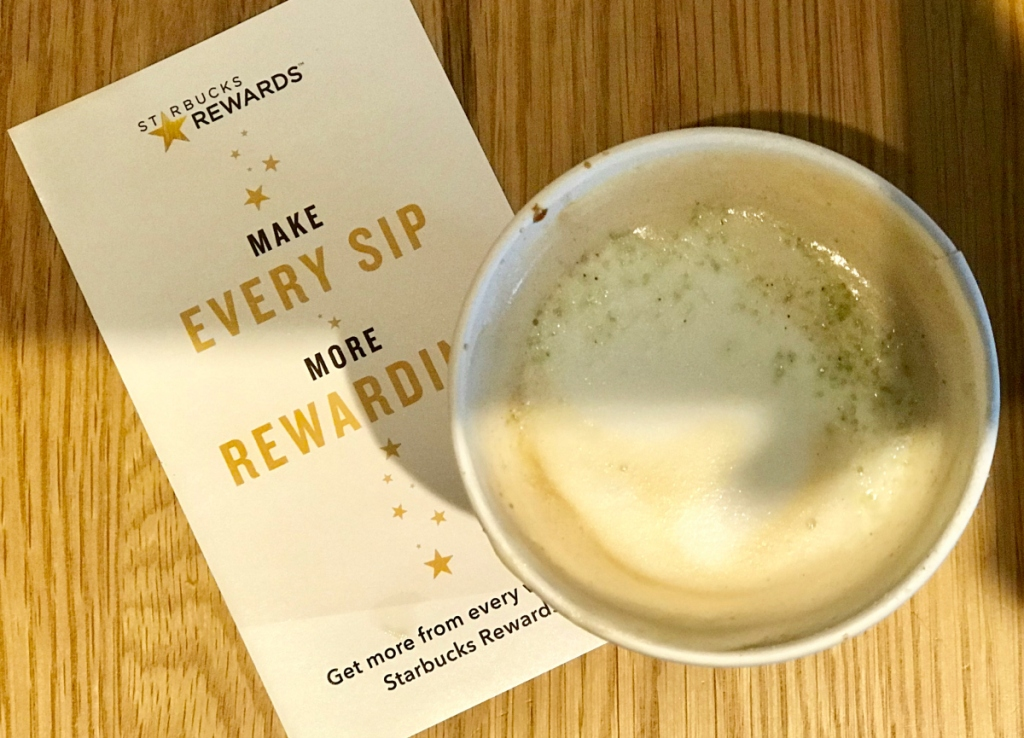 We Tried the New Juniper Latte From Starbucks  Our Review