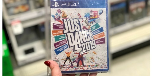 Just Dance 2019 Only $29.99 Shipped (Regularly $40)