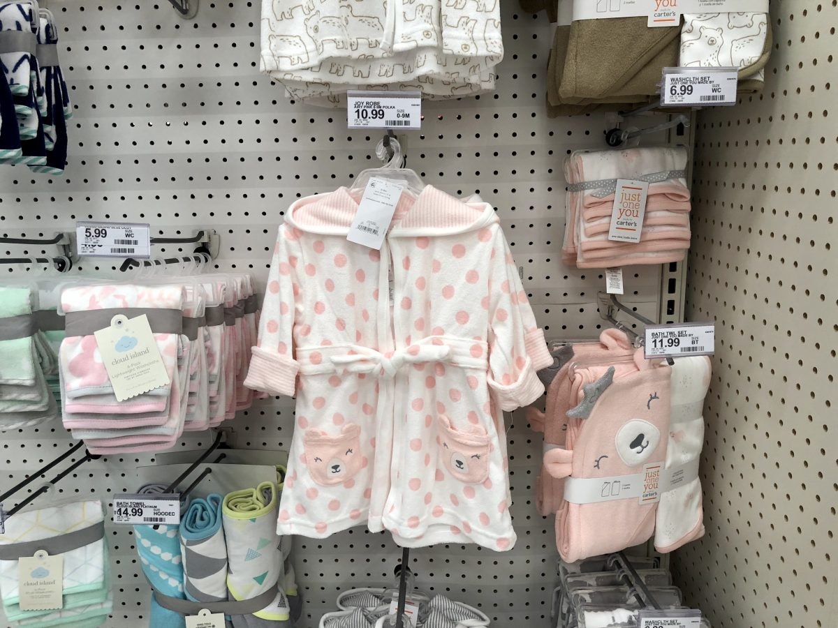 8edea80f6 Use the 25% off Infant Gift Sets & Cloud Island Cartwheel offer. Choose  in-store pickup. Final cost $8.24!