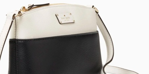 Kate Spade Crossbody Bag Only $55.30 Shipped (Regularly $199) + More